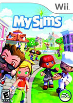 MySims box art