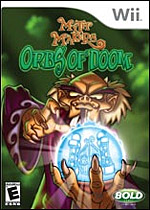Myth Makers: Orbs of Doom box art