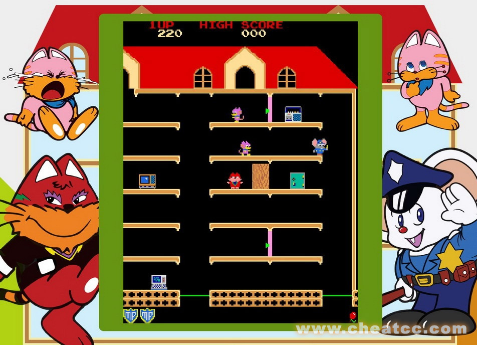 Namco Museum Remix Review for the Nintendo Wii