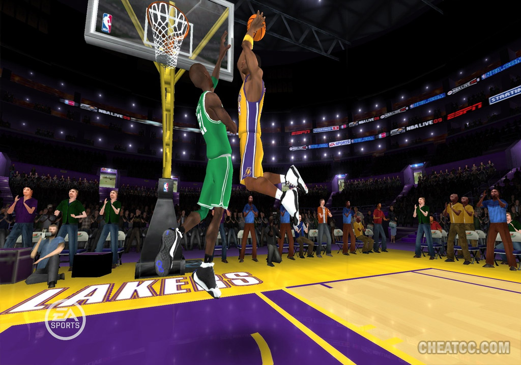 <b>NBA Live 09</b>: All-Play Review for Nintendo Wii