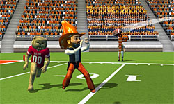 NCAA Football 09: All-Play screenshot