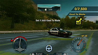Need for Speed: Undercover Review for Nintendo Wii