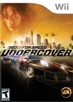 Need for Speed: Undercover box art