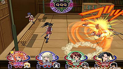 Negima!? Neo-Pactio Fight screenshot