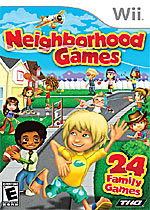 Neighborhood Games box art