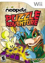 Neopets: Puzzle Adventure box art