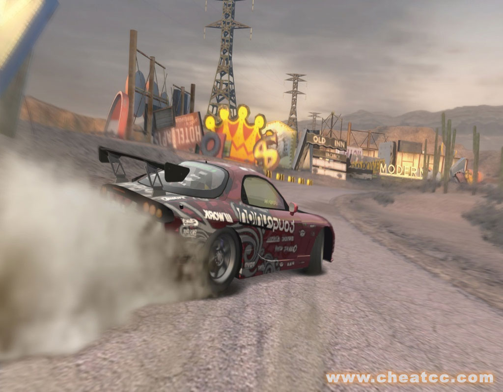Скриншоты Need for Speed ProStreet WII.