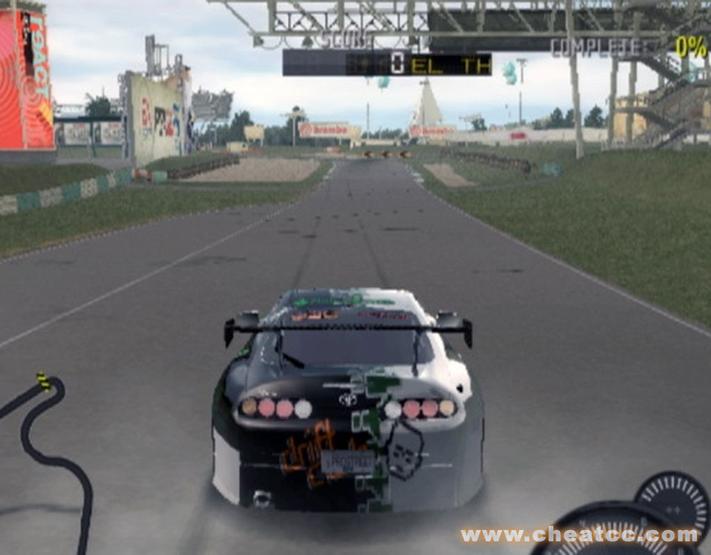 need for speed prostreet screenshot click to enlarge