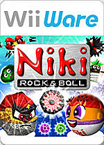 Niki: Rock & Ball box art