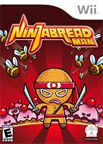 Ninjabread Man box art