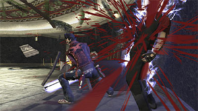 No More Heroes: Desperate Struggle screenshot