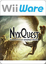 NyxQuest: Kindred Spirits box art