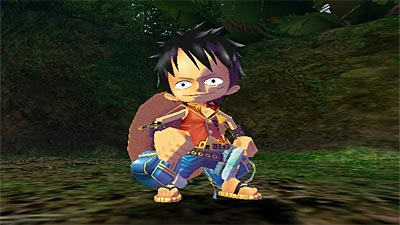 One Piece: Unlimited Adventure screenshot