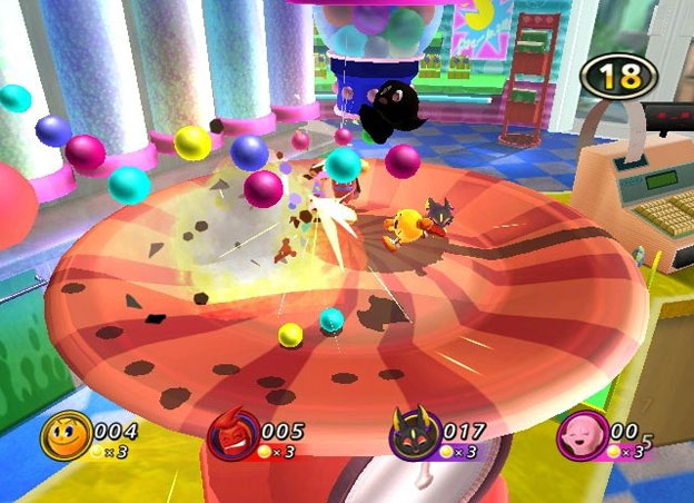 Pac-man Party Screenshot