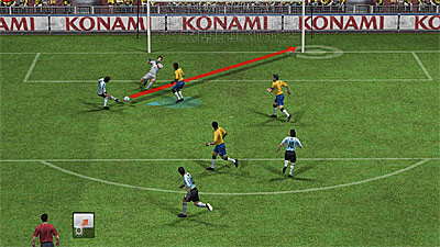 Pro Evolution Soccer 2009 screenshot