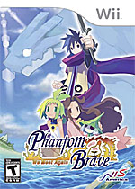 Phantom Brave: We Meet Again box art