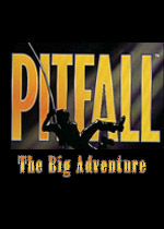 Pitfall: The Big Adventure box art