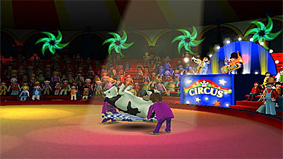 Playmobil Circus screenshot