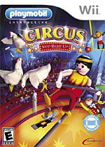 Playmobil Circus box art