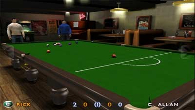 Pool Hall Pro screenshot