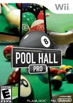 Pool Hall Pro box art
