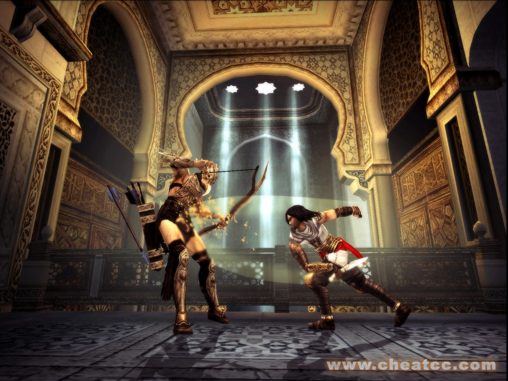 Prince of persia: rival swords review for the nintendo wii.