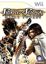 Prince of Persia: Rival Swords box art