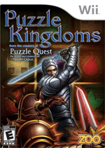 Puzzle Kingdoms box art