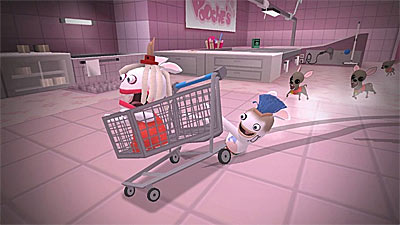 Rabbids Go Home screenshot