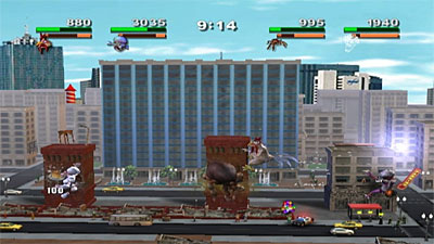 rampage total destruction wii u