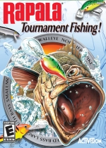 Rapala Tournament Fishing box art
