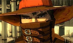 Red Steel 2 screenshot