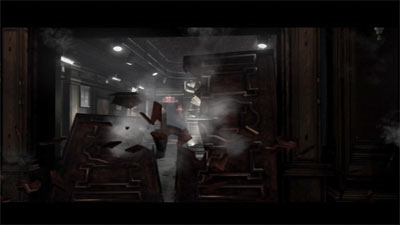 Resident Evil Umbrella Chronicles screenshot