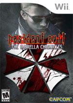 Resident Evil Umbrella Chronicles box art