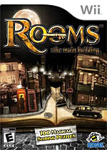 Rooms: The Main Building box art