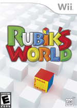 Rubik's World box art
