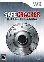 Safecracker box art