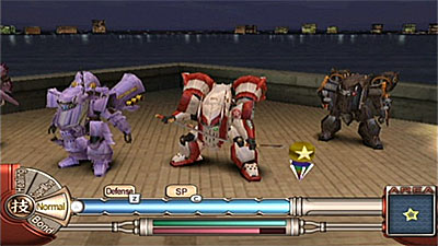 Sakura Wars: So Long My Love screenshot