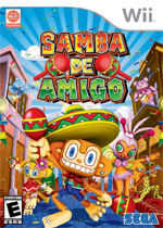 Samba de Amigo box art