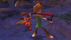 Scooby Doo! and the Spooky Swamp screenshot