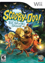 Scooby Doo! and the Spooky Swamp box art