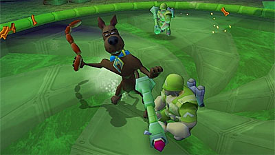 Scooby Doo! First Frights screenshot