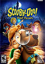 Scooby Doo! First Frights box art