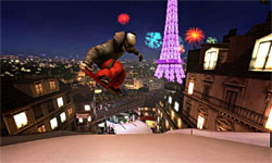 Shaun White Snowboarding: World Stage screenshot