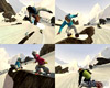 Shaun White Snowboarding: Road Trip screenshot - click to enlarge