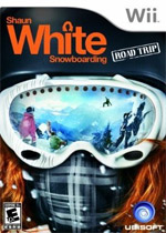 Shaun White Snowboarding: Road Trip box art