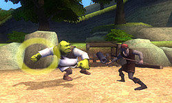 Shrek the Third screenshot