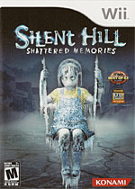 Silent Hill: Shattered Memories box art