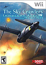 The Sky Crawlers: Innocent Aces box art
