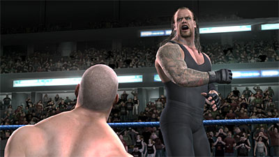 Smackdown Vs. Raw 2008 screenshot